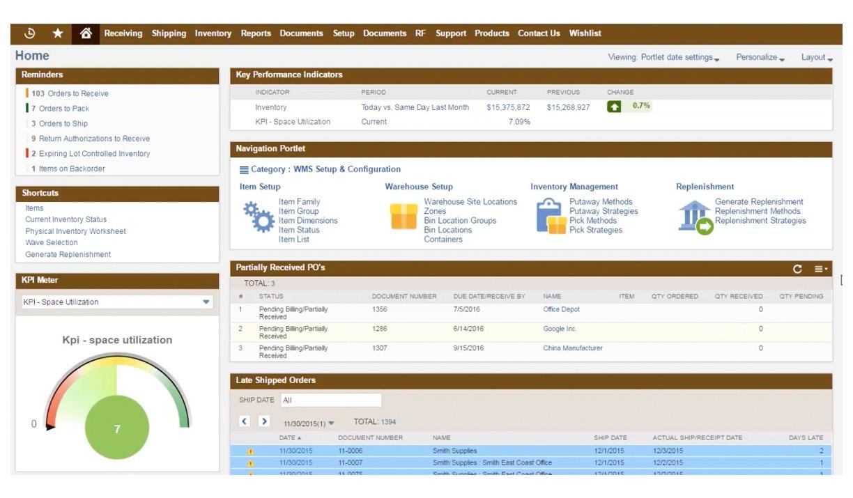netsuite wms warehouse management systems sales
