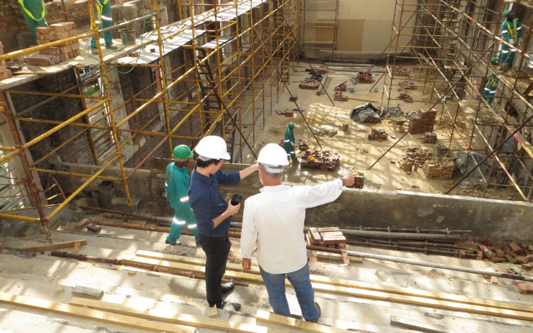Construction Firms Use Technology To Manage Complex Multi-Faceted Responsibilities