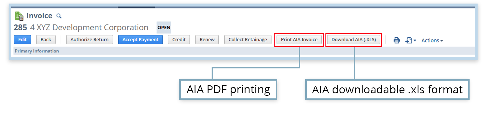 netsuite pdf printing