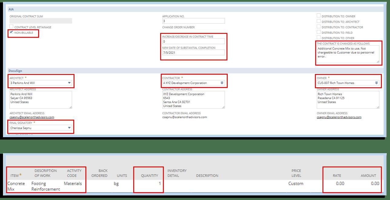 netsuite-create-non-billable-automation