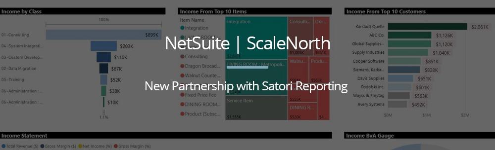 Partnership Announcement: Satori Reporting